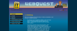 makeitfair-webquest