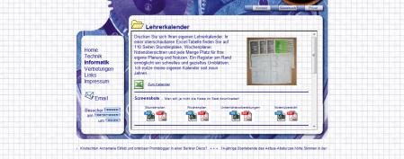 Melzkaffee - Lehrerkalender