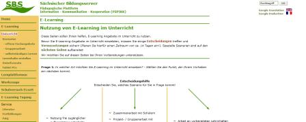 PäPIKK - Pädagogische Plattform Information - Kommunikation - Kooperation --- E-Learning