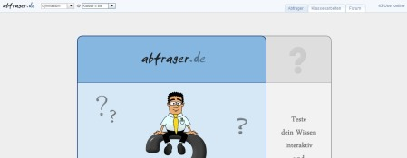 Abfrager.de - Interaktive Online-Tests direkt im Browser