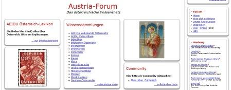 Austria-Forum- Austria-Forum