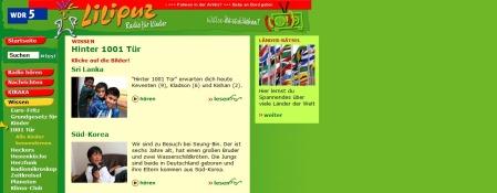 LILIPUZ – Radio für Kinder- Alle Kinder kennenlernen